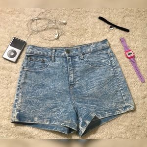 💖4 for $20💖 High Waisted Acid Wash Jeans
